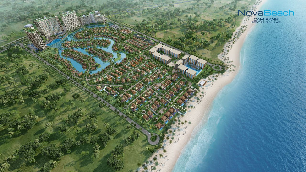 Hospitality property in Cam Ranh to bring huge profits to buyers
